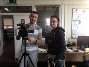 Work Placements - Filming Training